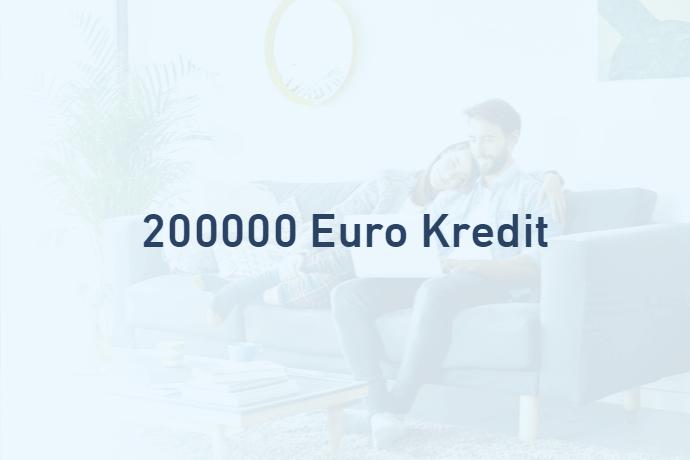 200000 Euro Kredit von Credimaxx