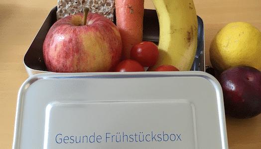 """Startschuss für die Initiative """"Die gesunde Frühstücksbox"""" von Credimaxx"""