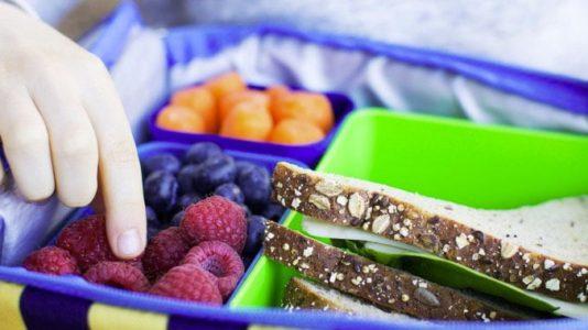 Die gesunde Frühstücksbox von CrediMaxx und JP-Cleusters