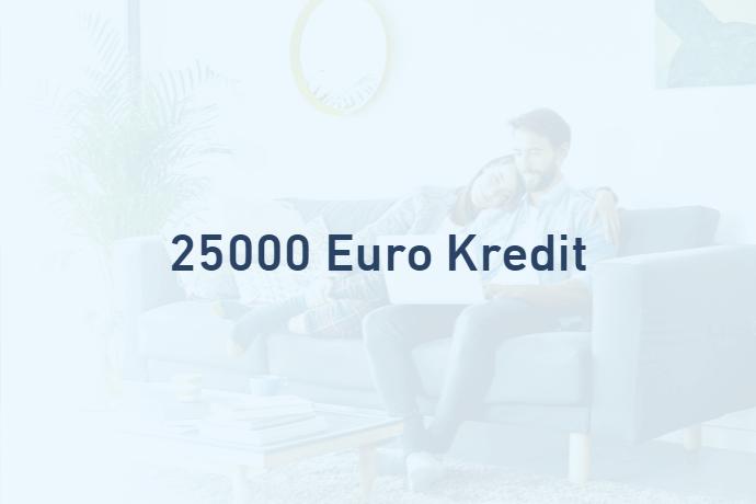 25000 Euro Kredit von Credimaxx