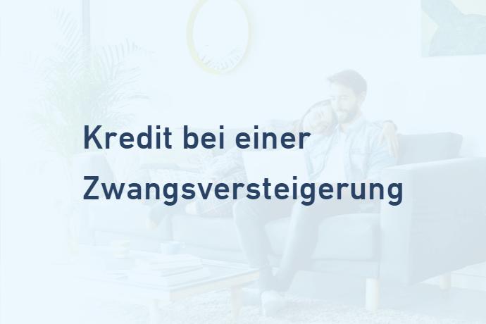 Kredit bei einer Zwangsversteigerung von Credimaxx