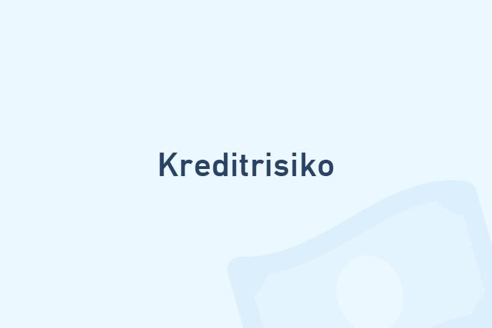 Kreditrisiko