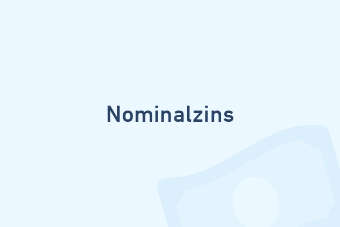 Nominalzins