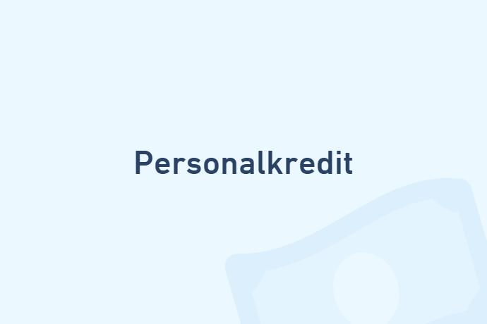 Personalkredit