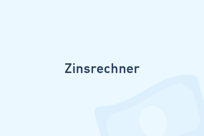 Zinsrechner