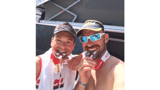 CrediMaxx Racing Team beim Ironman Barcelona