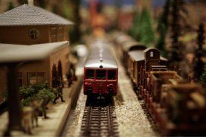 Modellbau / Modelleisenbahn Kredit